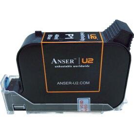 テクノマーク(山崎産業) インクジェットプリンターU2用42ccインク 青 AU203-001-6