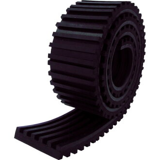 Vibration absorption rubber long 10X100X1000mm BGL-02 WAKI (Waki Sangyo)