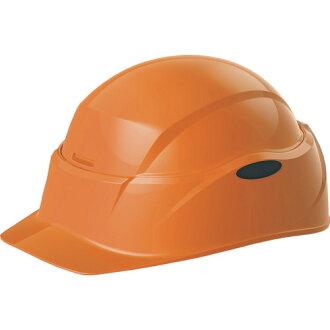 Helmet orange 130CRUBO-O-J Tanizawa for the disaster prevention