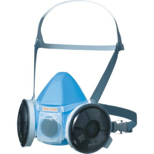 TRUSCO(トラスコ) 溶接用マスク RL2 溶接・粉塵作業用 DPM-22YM