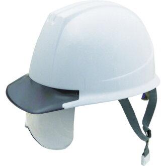 Airlight deployment shield expression helmet white / gray 141VJ-SH-W3V2-J Tanizawa