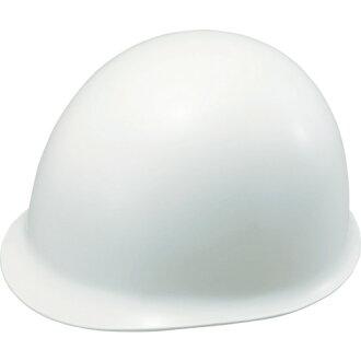 MP type helmet white 147-E-W1-J Tanizawa made by PE