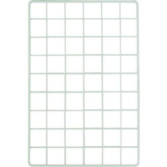 WAKI (Waki Sangyo) mesh panel 900X1200mm white EMP007