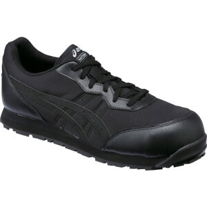 ASICS(アシックス) 作業靴 ウィンジョブ CP201 ブラック×ブラック 30.0cm FCP201.9090-30.0