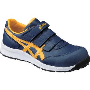 ASICS(アシックス) 作業靴 ウィンジョブ CP301 インシグニアブルー×ゴールド 30.0cm FCP301.5004-30.0