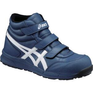 ASICS(アシックス) 作業靴 ウィンジョブ CP302 インシグニアブルー×ホワイト 25.5cm FCP302.5001-25.5
