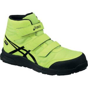 ASICS(アシックス) 作業靴 ウィンジョブ CP601 フラッシュイエロー×ブラック 28.0cm FCP601.0790-28.0