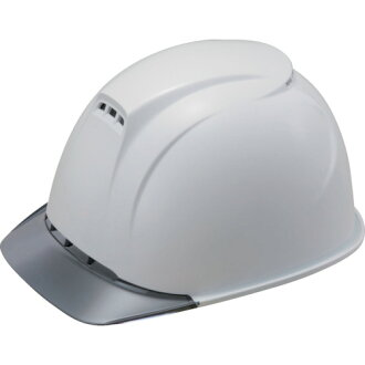Tanizawa airlight deployment helmet two levels structure high breathability type white 1830JZ-V2-W1-J