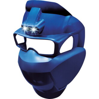 Welding face mask ISK-RGGW(40330) ISK-RGGW 育良 (salmon roe) for goggles