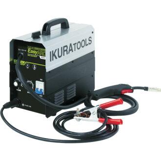 Inverter half automatic welding machine 100V (40057) ISK-SA090 育良 (salmon roe)