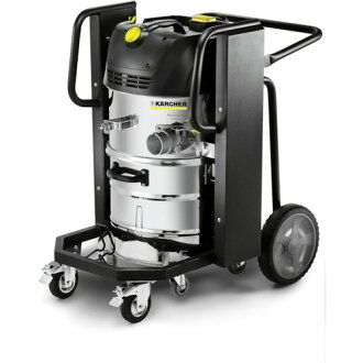 Vacuum cleaner dryness and moisture for two uses, large-capacity type IVC 60/24-2 AP KARCHER (ケルヒャー) for the industry