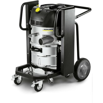 Vacuum cleaner dryness and moisture for two uses, large-capacity type IVC 60/24-2 TACT2 KARCHER (ケルヒャー) for the industry