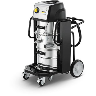 Vacuum cleaner dryness and moisture for two uses, large-capacity type IVC 60/30 TACT2 60HZ KARCHER (ケルヒャー) for the industry