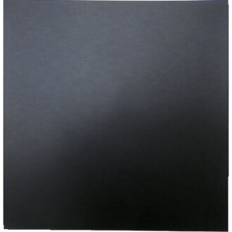 WAKI (Waki Sangyo) environment-conscious rubber sheet thickness 1mm 200mmX200mm black KGS-002