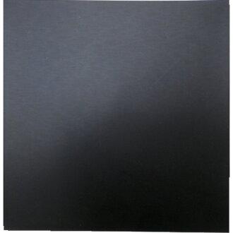 WAKI (Waki Sangyo) environment-conscious rubber sheet thickness 3mm 100mmX100mm black KGS-004
