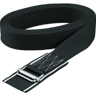 捆扎簡易的團結皮帶帶30X5m黑KR305BK TRUSCO(桁架共)