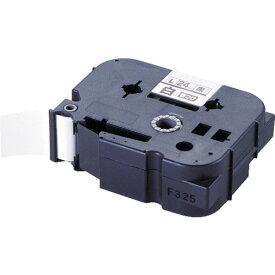 MAX(マックス) ラベルプリンタ ビーポップミニ 24mm幅巻きつけテープ 白地黒字 LM-L524BWS