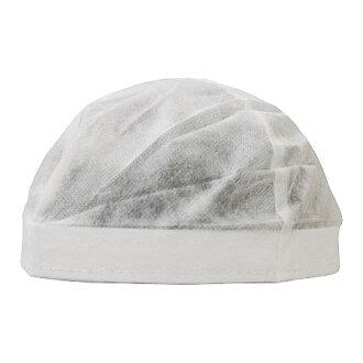 Paper hat round (non-woven fabric rubber) 10 pieces 694-10 tanizawa