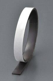 【セール品】【あす楽】エスコ(ESCO) 12x2mm/1m 強力マグネット(強粘着付) EA781BR-11