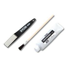 【あす楽】リョービ(RYOBI) 芝刈機用刃研ぎ用研磨材セット 6077017