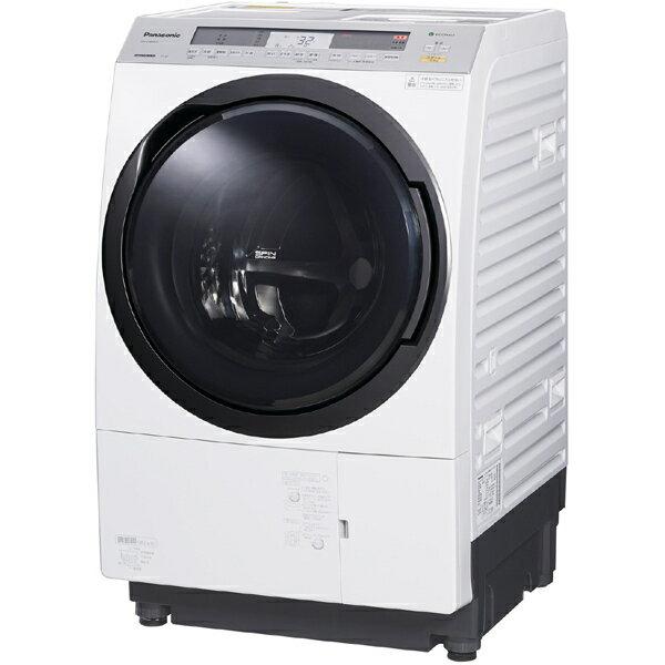 パナソニック Panasonic NA-VX8800R-W [ななめドラム洗濯乾燥機 11kg 右開き クリスタルホワイト]※基本送料無料(沖縄・離島別)
