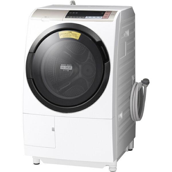 日立 HITACHI BD-SV110BL-N [ドラム式洗濯乾燥機 11kg 左開き シャンパン]※基本送料無料(沖縄・離島別)