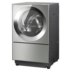 パナソニック Panasonic NA-VG2300L-X [ななめドラム式洗濯機 Cuble(キューブル) 洗濯・脱水10kg/乾燥5kg 左開き プレミアムステンレス]※基本送料無料(沖縄・離島別)