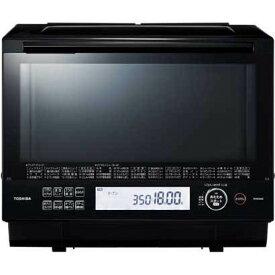 東芝 TOSHIBA ER-RD5000-K [過熱水蒸気オーブンレンジ 石窯ドーム 30L ブラック]※基本送料無料(沖縄・離島別)