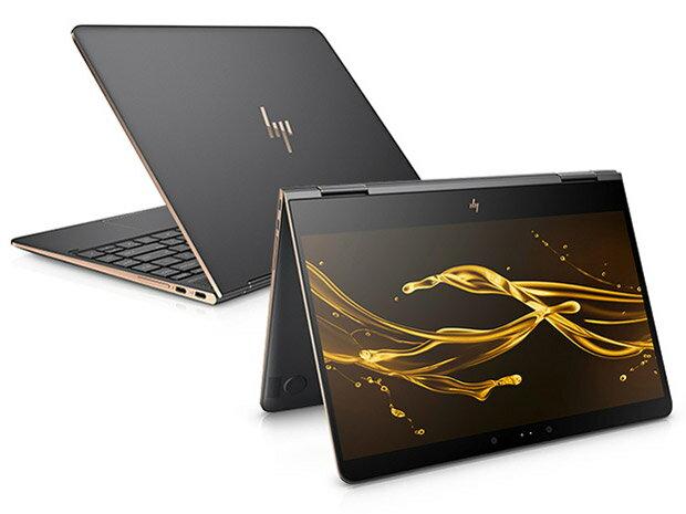 HP ヒューレットパッカード Spectre x360 13-ac004TU [13.3インチ/Core i5-7200U/メモリ 8GB/256GB SSD//Windows 10 Home 64bit/アッシュブラック]※送料無料