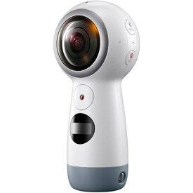 サムスン SAMSUNG SM-R210NZWAXJP + Gear360 バリューキット [4K対応360°カメラ Gear 360(2017) + Value Kit ]※基本送料無料(沖縄・離島別)