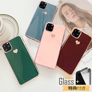 (200円クーポン配布中)【強化ガラス付】iphone11 ケース iphone8 ケース iphone11 pro max ケース iphone 7 8 11 ケース アイフォン11 pro max カバー iphoneケース iphone7ケース アイフォン 7 8 11 スマホケース カバー おしゃれ 韓国 かわいい 大人