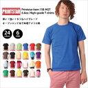分厚めの生地でタフなTシャツ!6.6オンス本場アメリカ風のシャリ感を味わえるTシャツ(XXL) | メンズ レディース ユニ…
