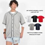ドライTシャツ,速乾Tシャツ,メンズ,ベースボール,シャツ