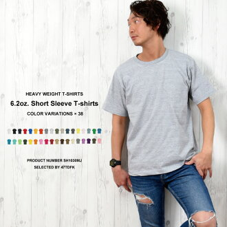 All 100% of T-shirt men plain short-sleeved cotton in the spring and summer 38 colors of 110cm-XL| White t shirt t shirt lady's thick white red heavyweight black color t shirt white T-shirt plain fabric t シャツティシャツキッズティーシャツピンクヘビーウエイトカラーティーシャツカラフル short sl