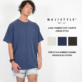 無地tシャツ メンズ ヴィンテージTシャツ ブラック ホワイト ブルー S-XXL|無地 白 大きいサイズ tシャツ 白tシャツ カラーtシャツ ティシャツ 白ティーシャツ ティーシャツ 無地ティーシャツ メンズtシャツ 白T カットソー メンズティーシャツ 無地t オーバーサイズ
