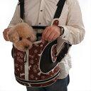 犬用キャリーバック リュック型キャリーバッグ