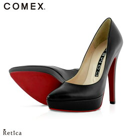 結婚式 送料無料 COMEX コメックス シンプル ポインテッドトゥ レザー パンプス シューズ レディース 靴 パーティー 歩きやすい 痛くない ハイヒール ピンヒール ヒール オフィス 高い 高め 日本製 本革 13.5cmヒール 13.5センチ 13センチ 14センチ 14cm 13cm 通販