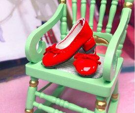 ブライス blythe ドール 靴 バレエシューズ レザー 人形 ネオブライス 服 BJD 球体関節人形