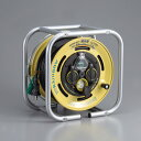 ハタヤ DBE-30K 段積みリール(ケーブルタイプ) 接地付 漏電遮断器付