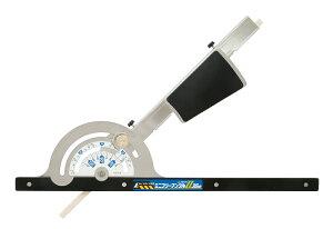 シンワ測定 78179 丸ノコガイド定規 ミニフリーアングル 2 30cm
