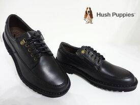 Hush Puppies(ハッシュパピー)M-5738/スムースクロ【送料無料】【当店スペシャル価格】メンズコンフォートシューズ/紳士靴/4E/大塚製靴/カジュアルシューズ/ファスナー付