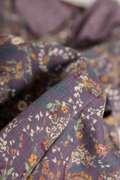 【083047】ワンピース【パープル紫色】