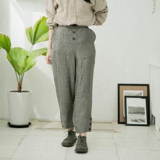 Cotton long straight underwear