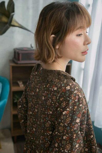 【082025】ワンピース【ブラウン茶色】