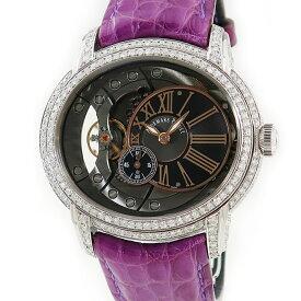 オーデマピゲ AUDEMARS PIGUET ミレネリー 4101 15350ST ダイヤ メンズ 腕時計自動巻き グレー 【中古】【店頭受取対応商品】