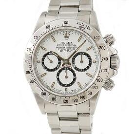 ロレックス ROLEX コスモグラフ デイトナ 16520 S番 トリチウム 白 メンズ 腕時計自動巻き ホワイト 【中古】【店頭受取対応商品】