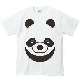 ファニーフェイス・パンダ/半袖Tシャツ
