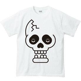 ファニーフェイス・ドクロ/半袖Tシャツ