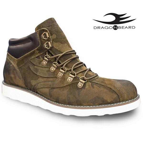 ドラゴンベアード ブーツ DRAGONBEARD DX-8810 CAMO 靴
