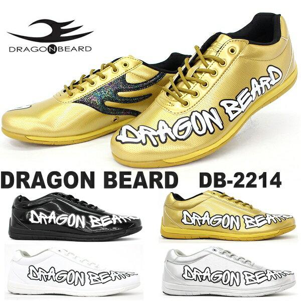 ドラゴンベアード スニーカーDRAGONBEARD DB-2214メンズスニーカーダーツ